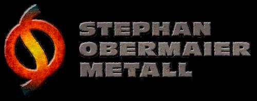 Logo Stephan Obermaier Metall